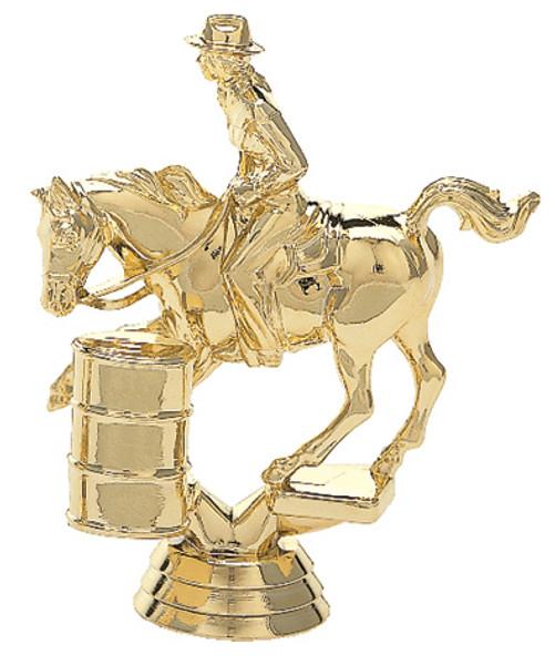 Horses - Barrel Racing - Female