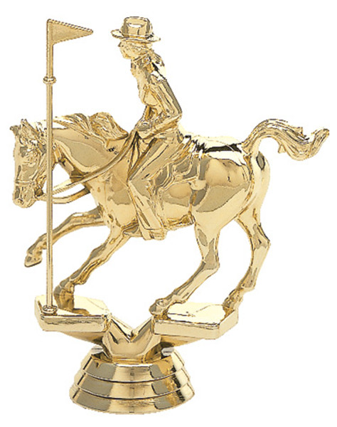 Horses - Pole Bending - Female