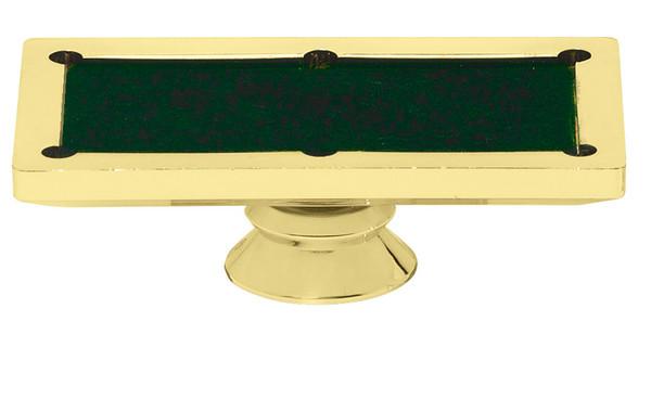 Billiard Table - Green Felt