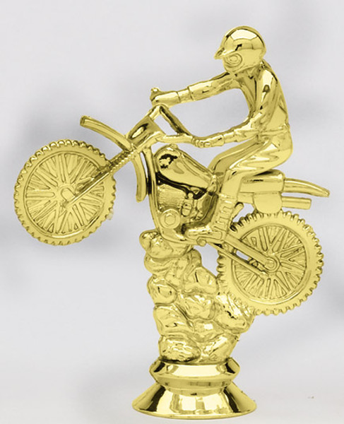 Bike - Dirt Bike Scrambler - Male