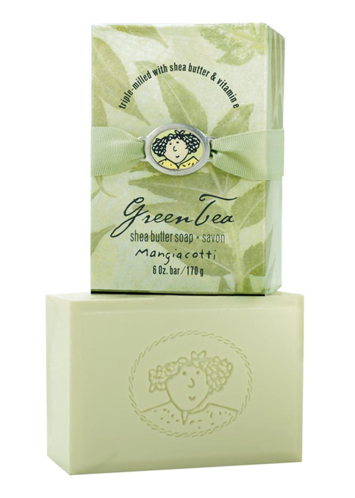 Green Tea Shea Butter Bar Soap