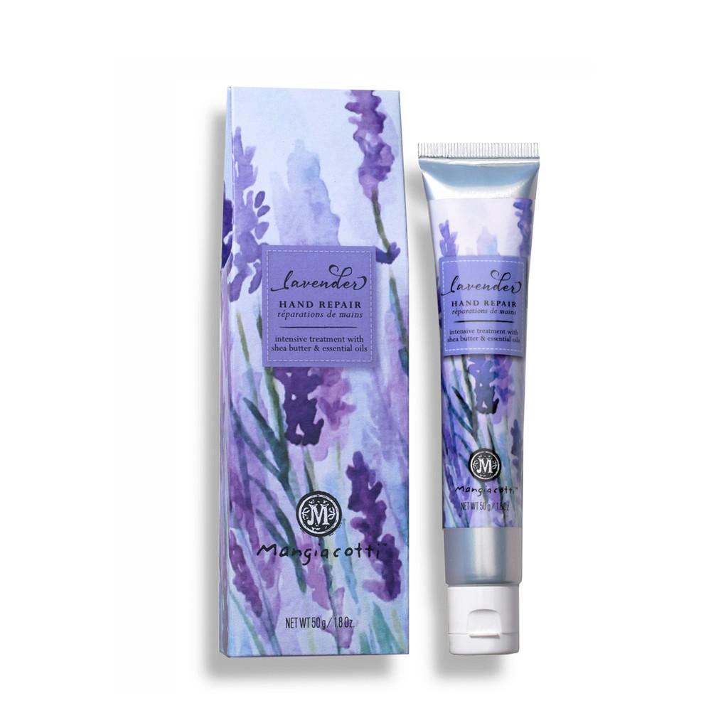 Lavender Hand Repair