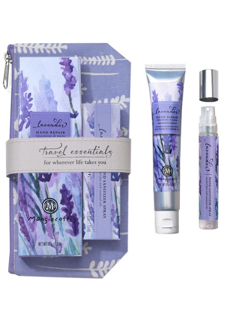 Lavender Travel Essentials - For Hands
