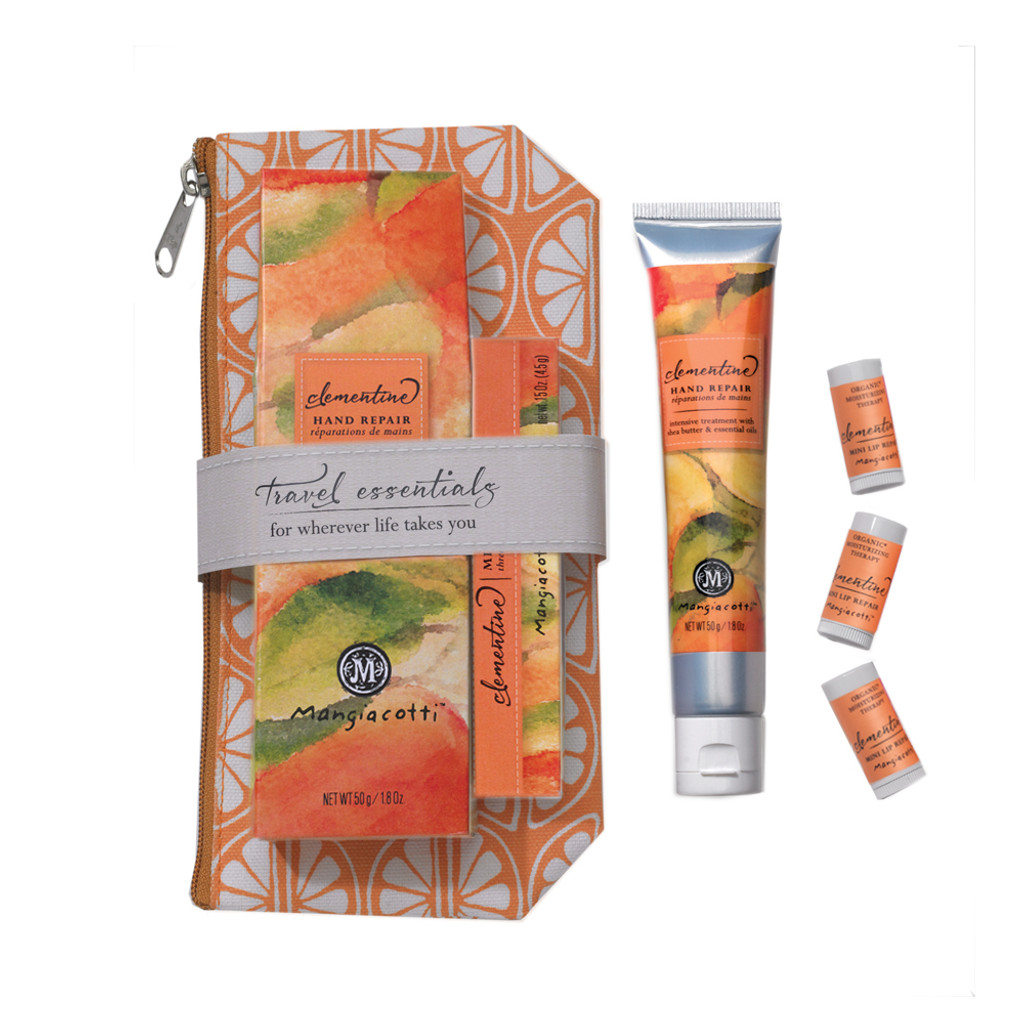 Clementine Travel Essentials - Hand & Lips