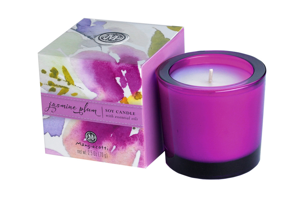 Jasmine Soy Candle- NEW!