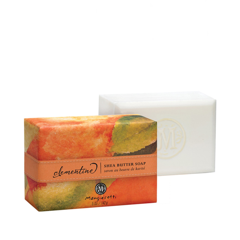 Clementine Shea Butter Body Bar-NEW!