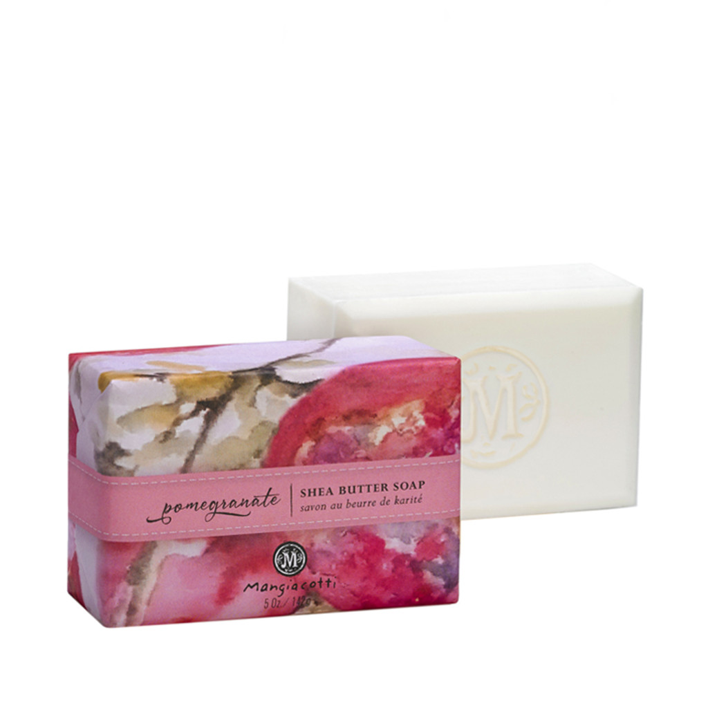 Pomegranate Shea Butter Body Bar-NEW!
