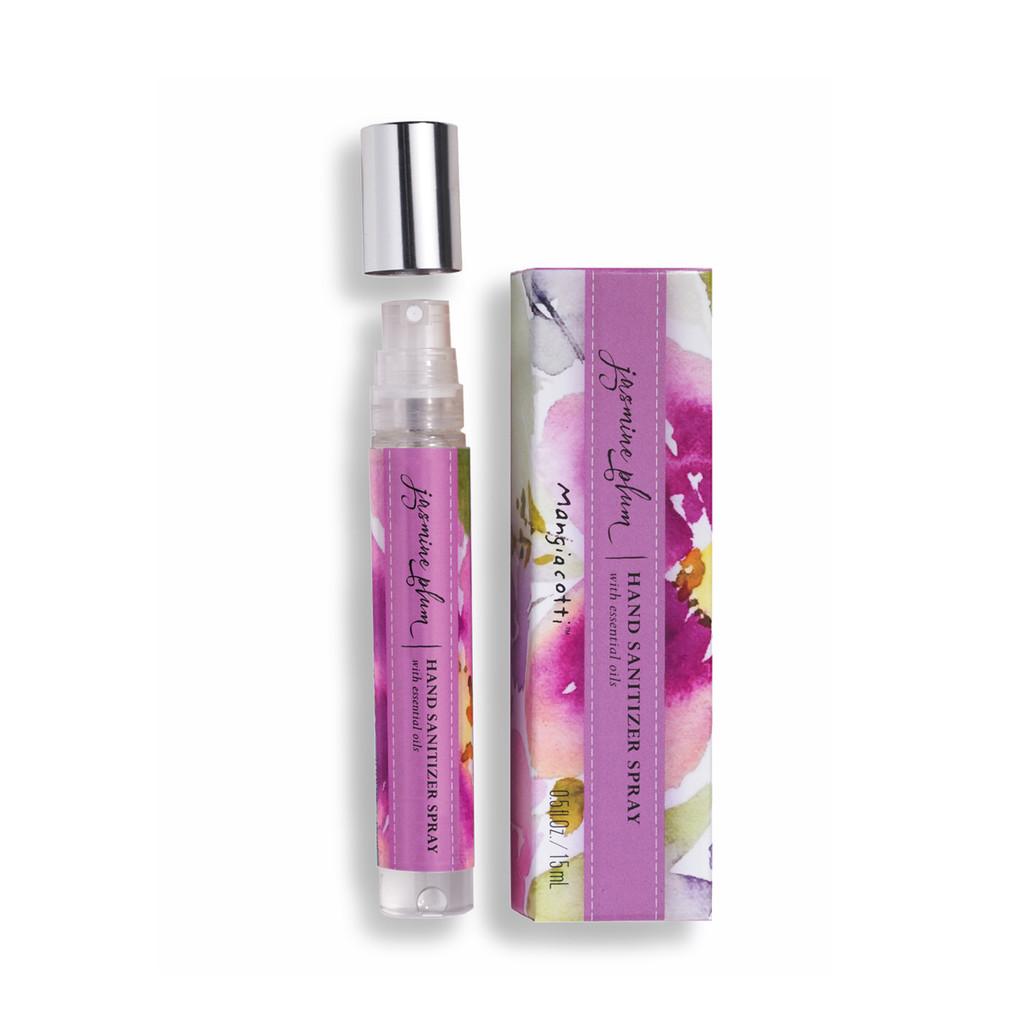 Jasmine Plum Hand Sanitizer Spray