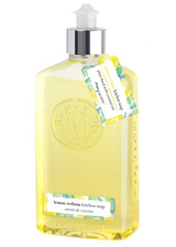 NEW! Lemon Verbena Kitchen Soap-by the case (6) - OUT OF STOCK