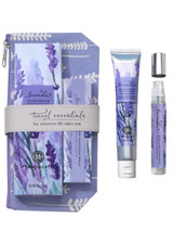 Lavender Travel Essentials - For Hands