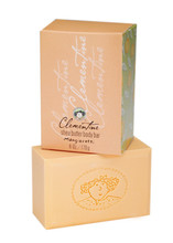 Clementine Shea Butter Bar Soap