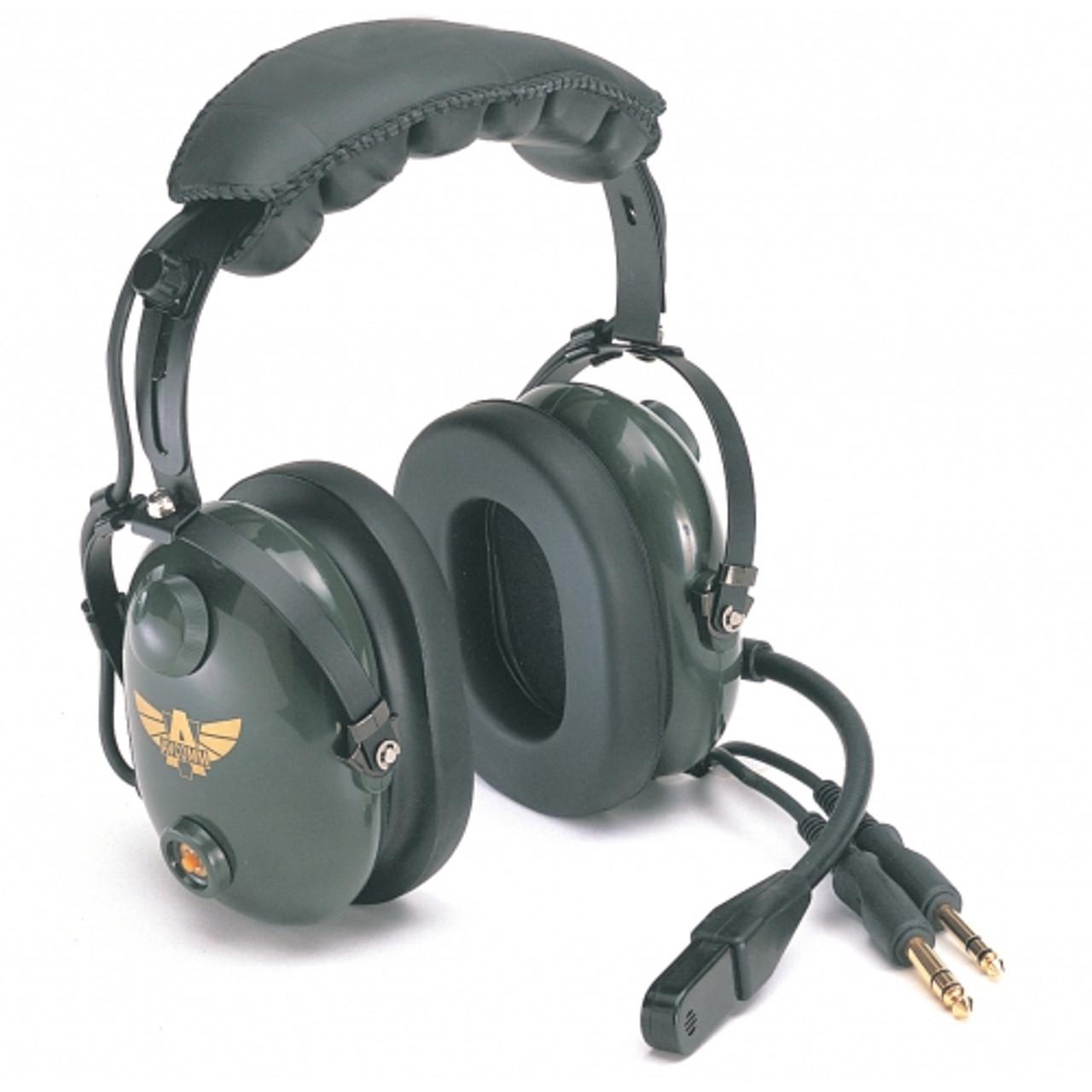 AVCOMM AC-900 PNR™ HEADSET WITH BLUETOOTH® AC900B
