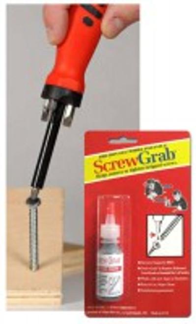 ScrewGrab screwdriver view