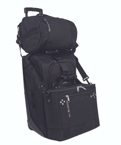 2nd photo of the Flight Crew Barracuda Ballistic Ultimate Travel Bags (CG Slim Ensemble) SkySupplyUSA