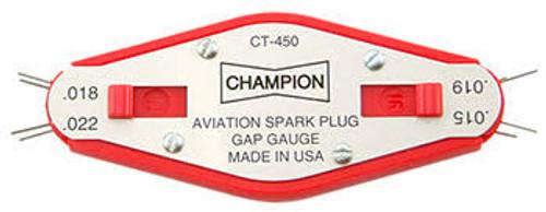 CT450 Aviation Spark Plug gap Gauge