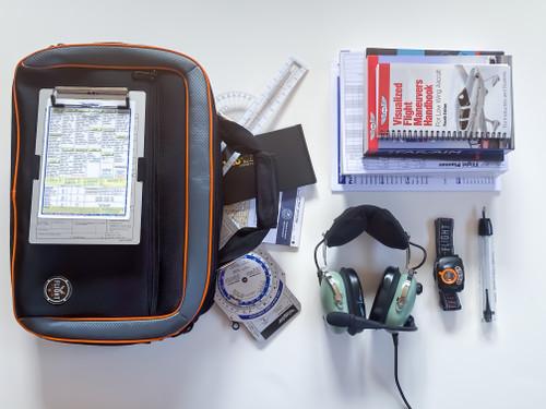 Haski Aviation Flight School Kit - Private 2.0, David Clark H10-13.4 Headset HASKIKIT2 SkySupplyUSA.com