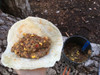 Switchback burrito Stuffer