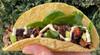 Baja Bean Taco