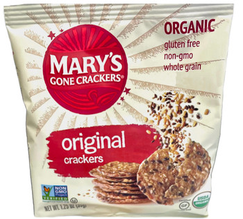 Mary's Gone Crackers Snacker