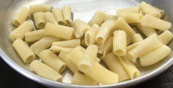Cooked Instant Organic Pasta