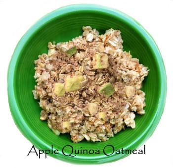 Apple Quinoa Oatmeal