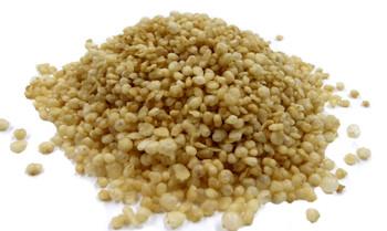 Puffed Crisped Organic Quinoa
