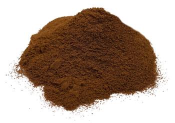 Instant Dark Roast Organic Coffee Powder