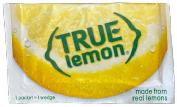 True Lemon Packet