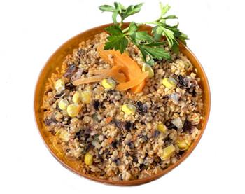 Fiesta Quinoa Salad