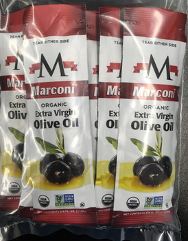 Organic Extra Virgin Olive Oil 12 Packets