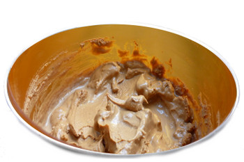 Instant Peanut Butter Prepared