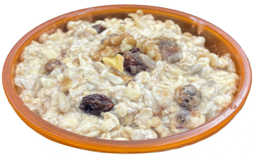Toasted Sunburst Muesli with Instant Organic Soy Milk