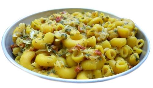 Gluten Free Quinoa 'Cheddar' Mac