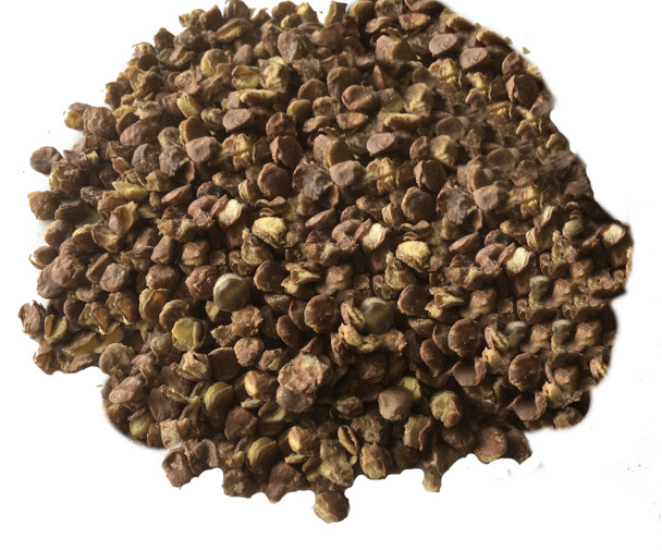 Lentil Flakes Cooked and Dried