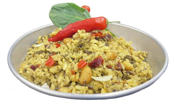 Green Lemongrass Thai Curry