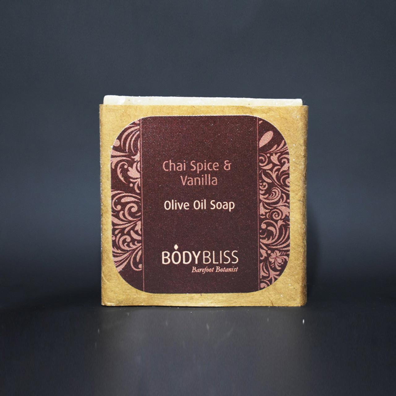 Chai Spice & Vanilla Olive Oil Soap