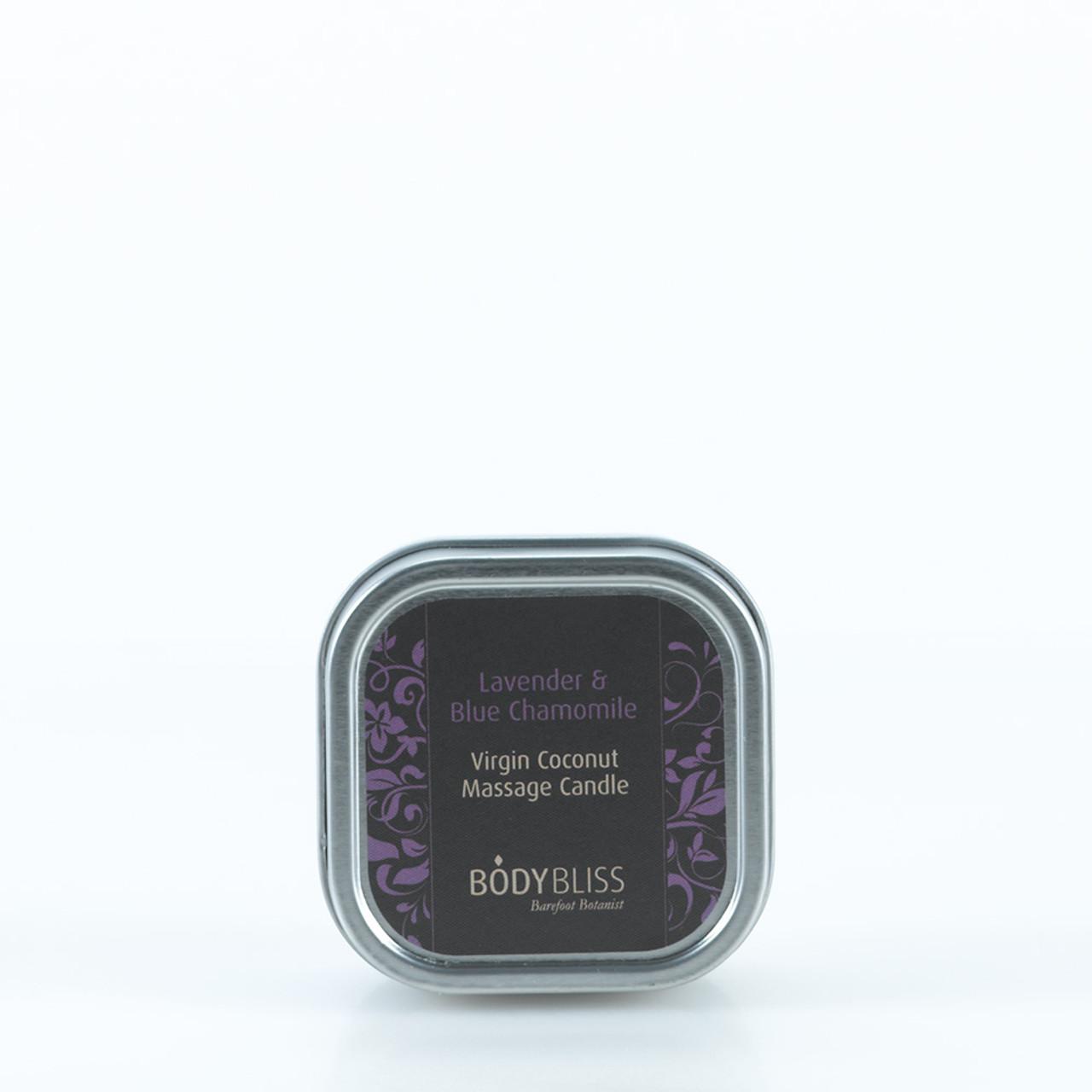 Lavender & Blue Chamomile Virgin Coconut Massage Candle