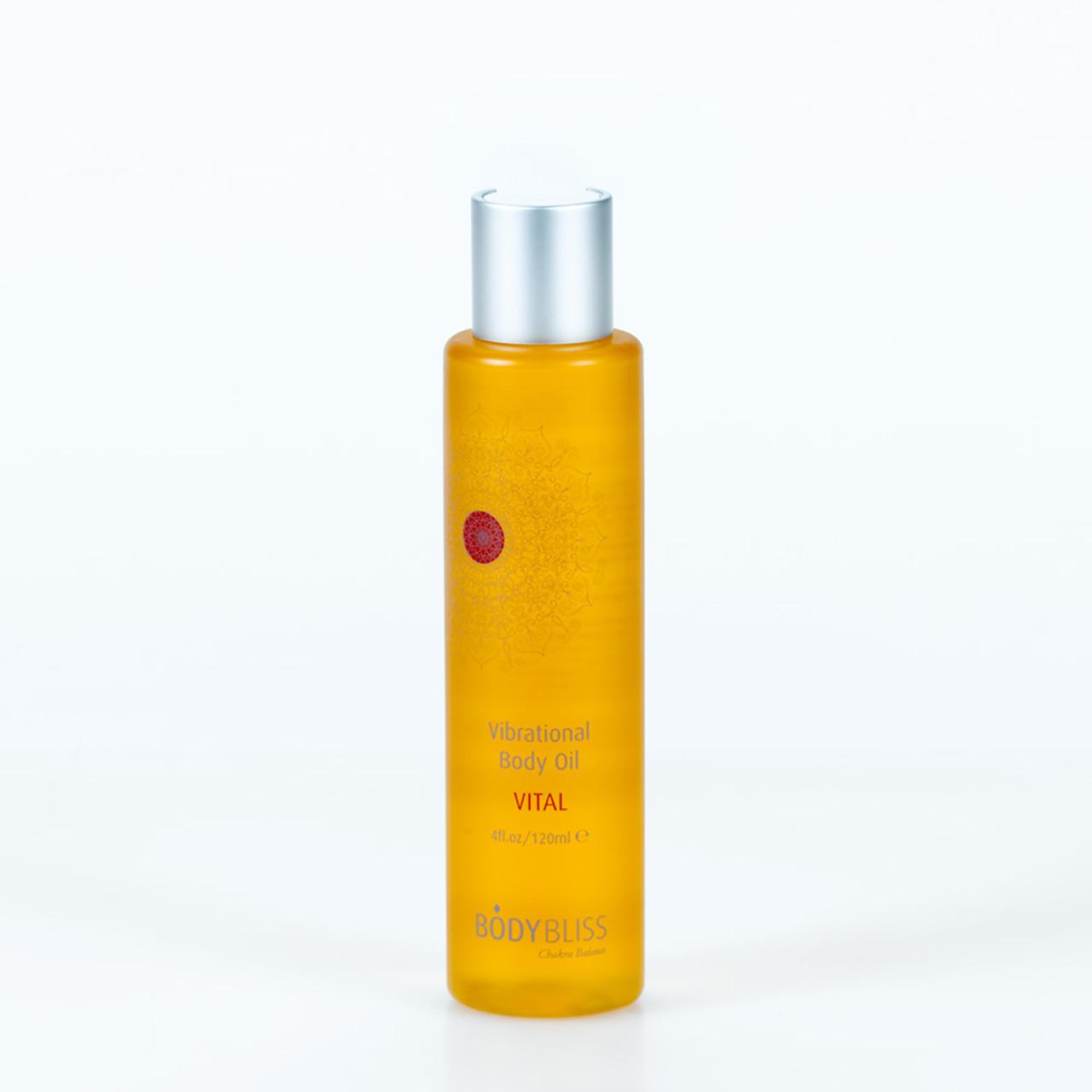 VITAL Vibrational Body Oil