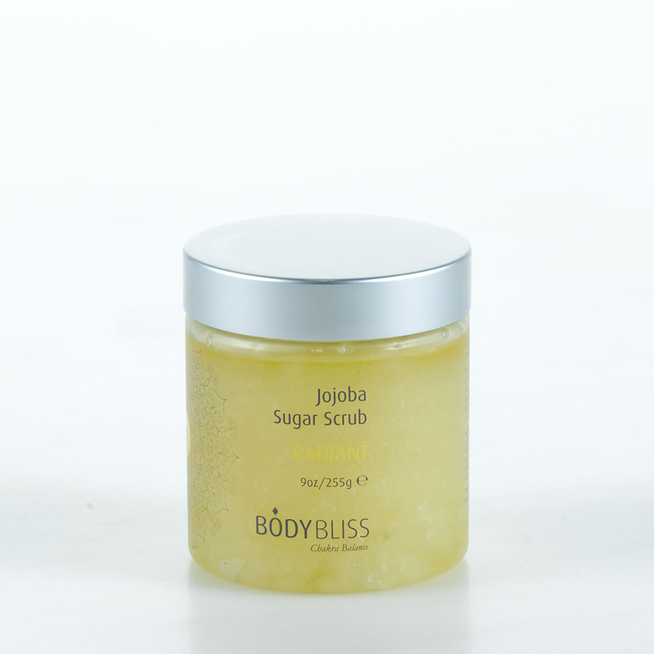 Organic Lemon & Amber Jojoba Sugar Scrub