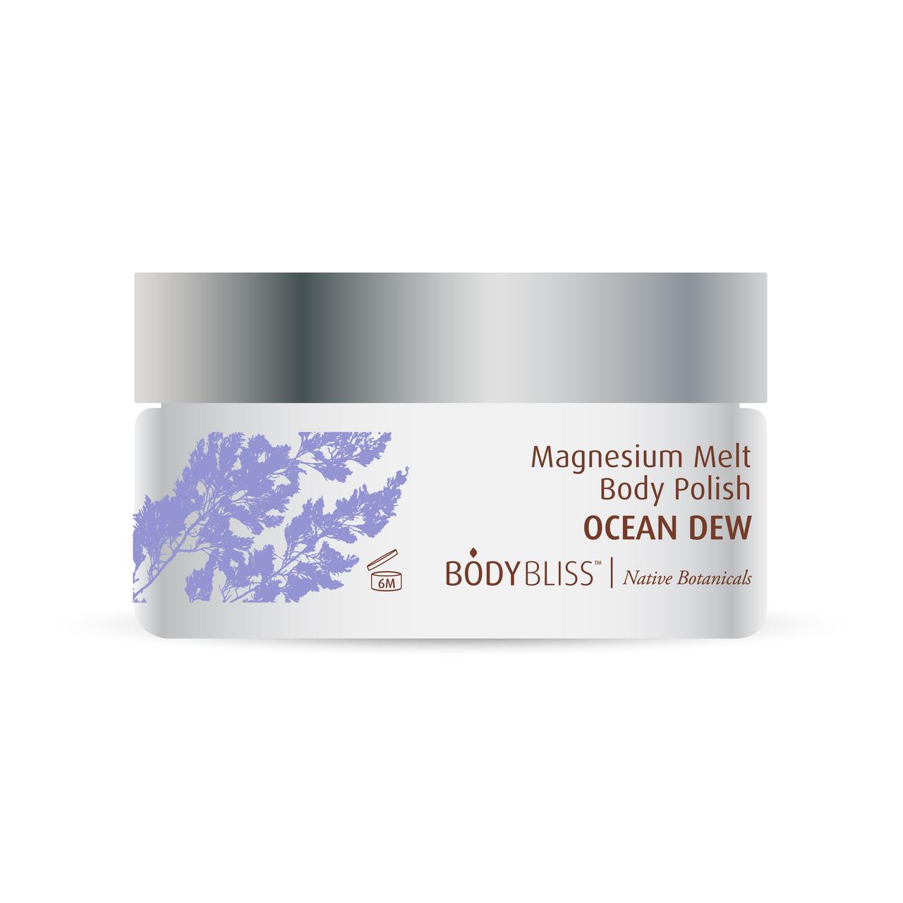 Ocean Dew Magnesium Melt Body Polish