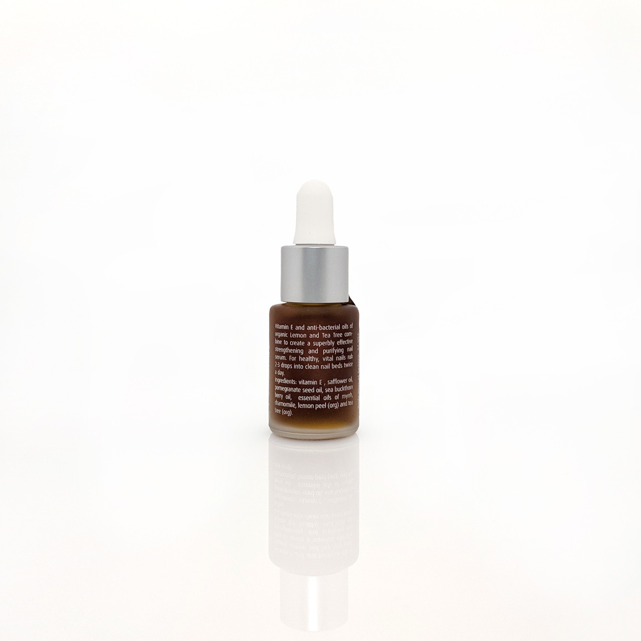 i renew Organic Lemon & Pomegranate Nail Serum