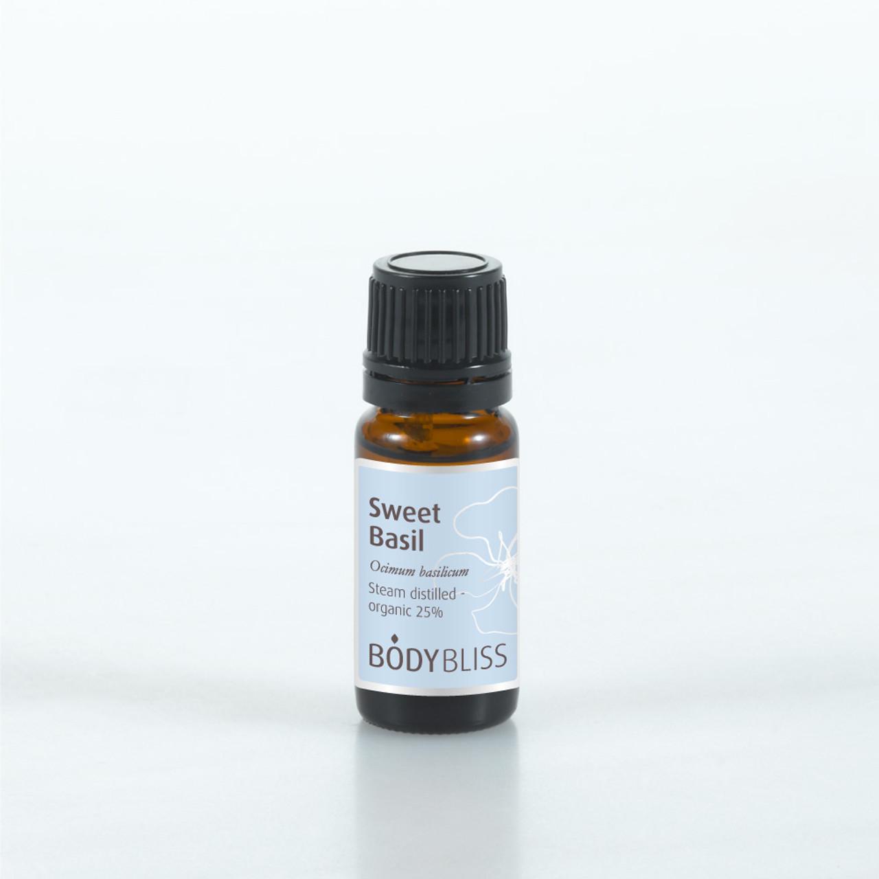 Basil, Sweet - 25% in coconut (organic)