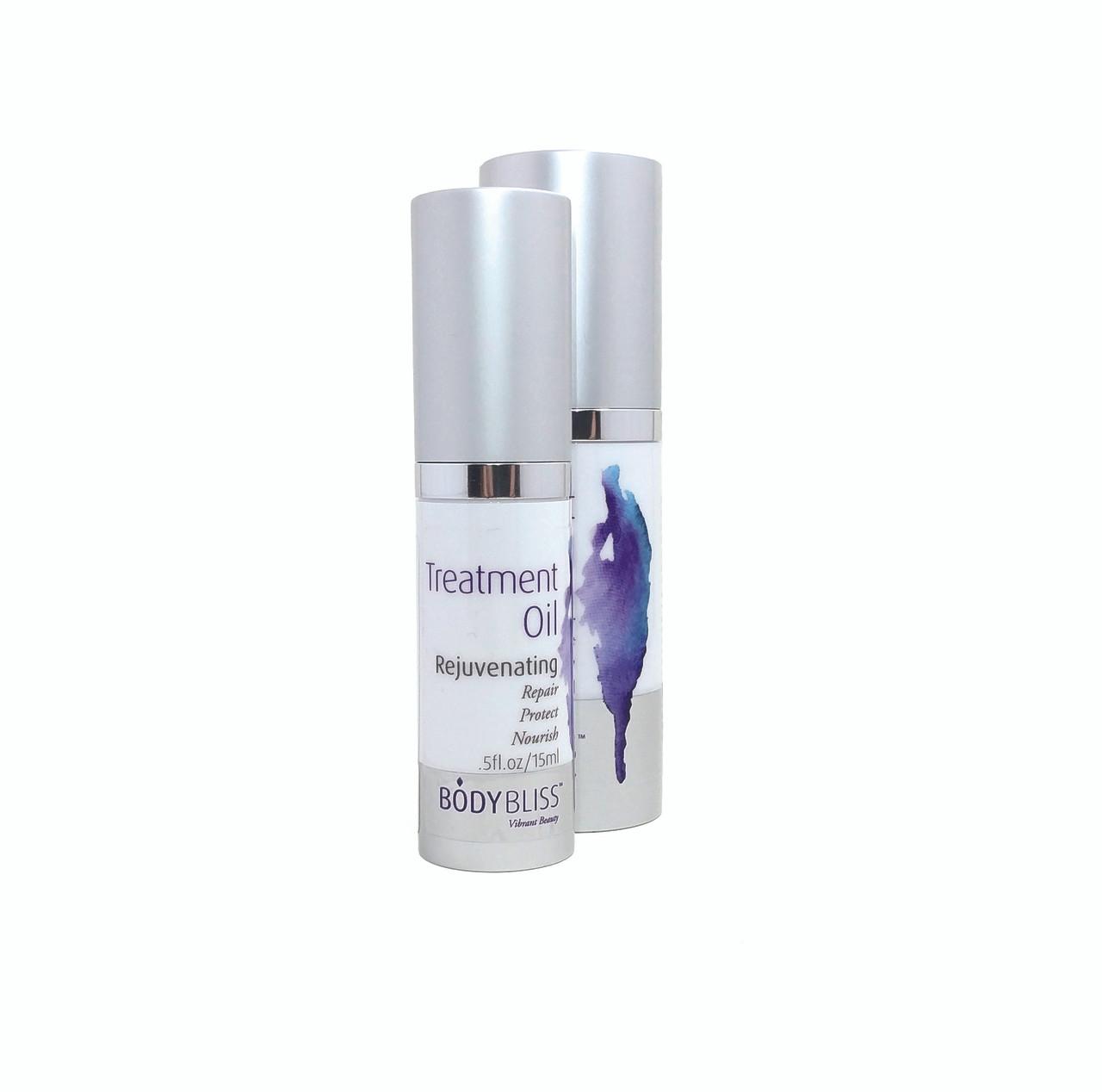 Rejuvenating Treatment Oil