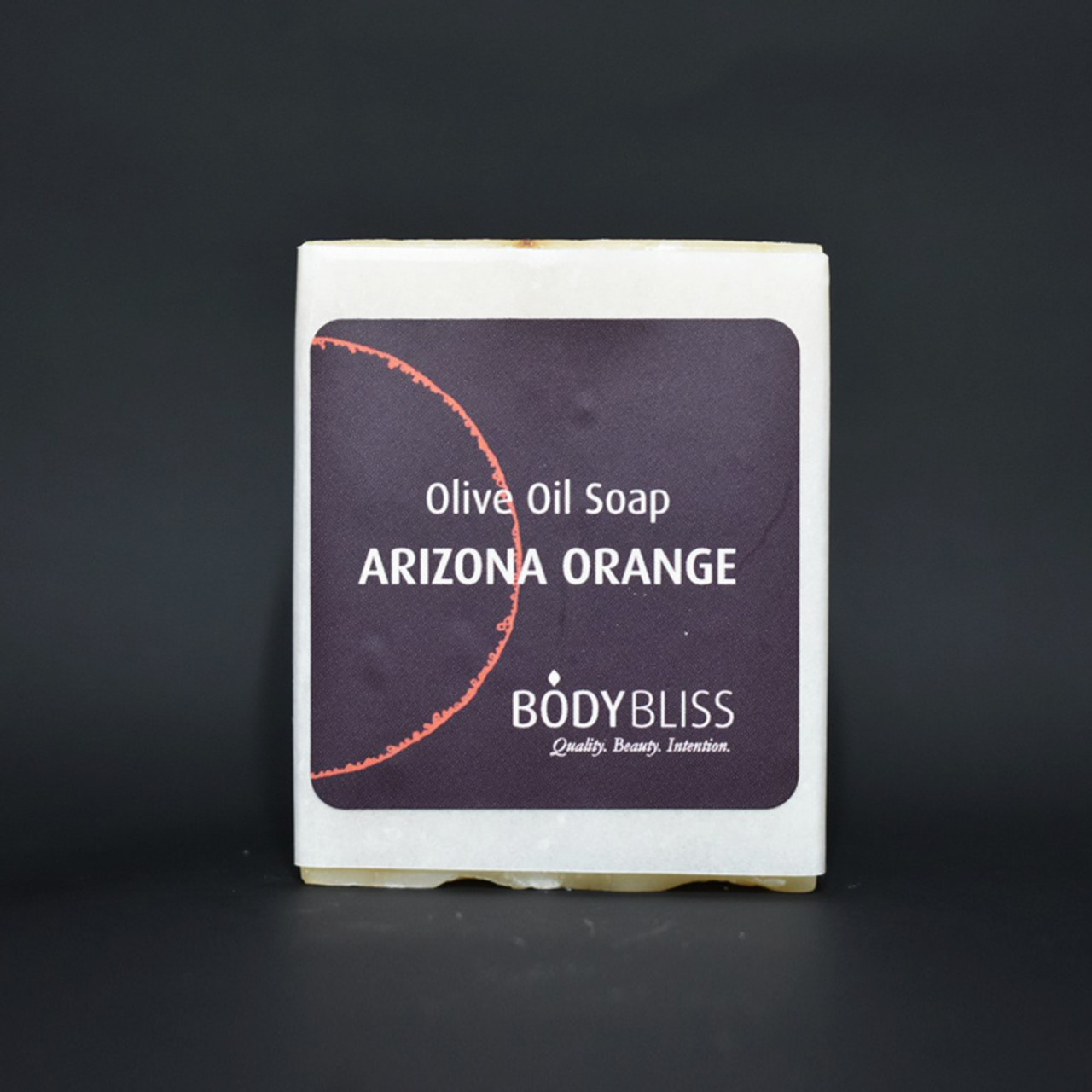 Arizona Orange Olive Oil Soap