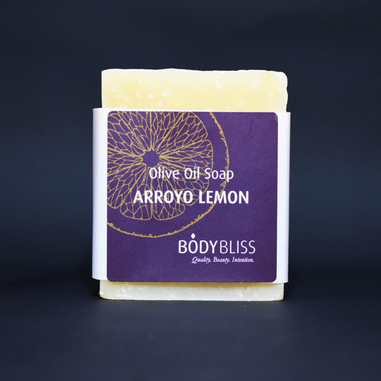 Arroyo Lemon Olive Oil Soap