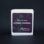 Lavender Chaparral Olive Oil Soap
