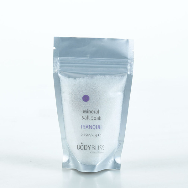 Stress Dissolving Mineral Salt Soak