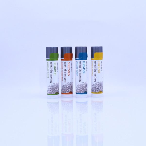 INSPIRED Organic Mint & Coconut Natural Lip Balm