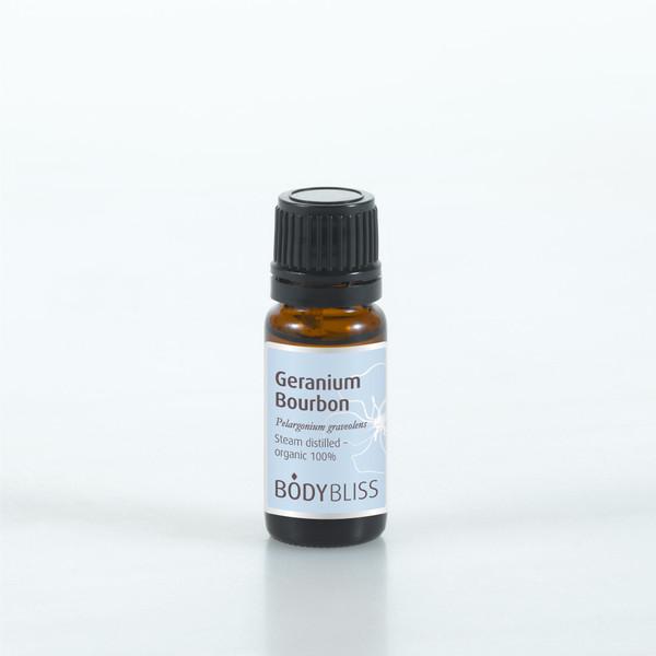 Geranium, Bourbon - 100% (organic)