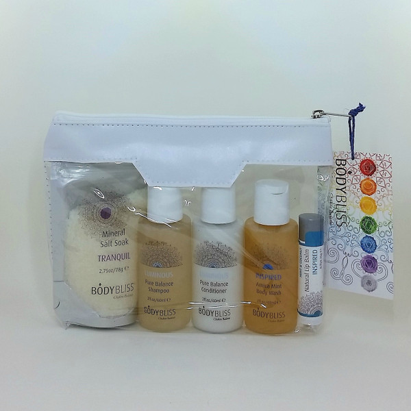 Gift Set - Chakra Balance Pamper Kit (NEW)